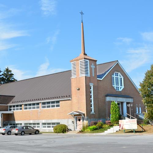 Église Sainte-Eugénie (Douville)