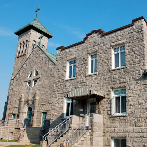 Église du Précieux-Sang (La Providence)